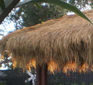 Bali thatch direct from the manufacturer